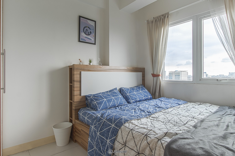 Bedroom 1 Apartemen Puri Park View Apartment