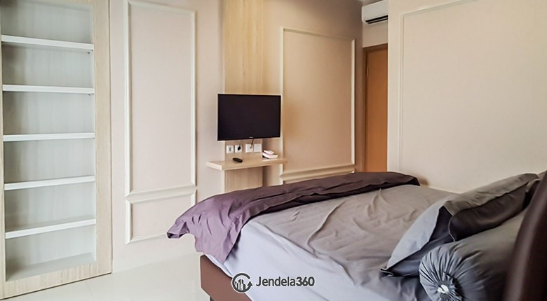 Bedroom 1 Apartemen The Mansion Kemayoran Jasmine