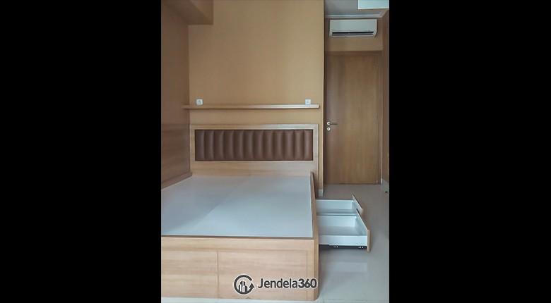 Bedroom 1 Apartemen The Mansion Kemayoran Bougenville