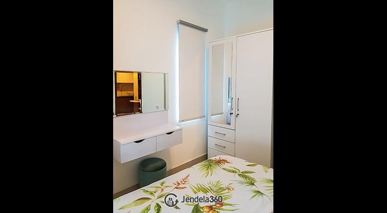 Bedroom 1 Apartemen Capitol Park