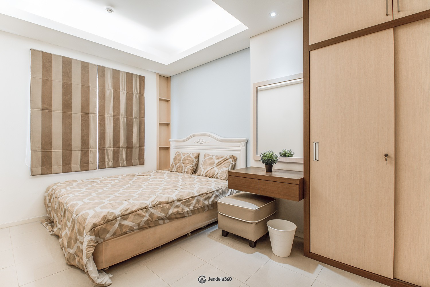 Bedroom 1 Cosmo Terrace - Thamrin City