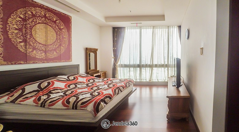 Bedroom 1 Apartemen The Capital Residences
