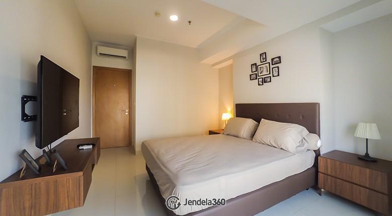 Bedroom 1 The Mansion Kemayoran Jasmine