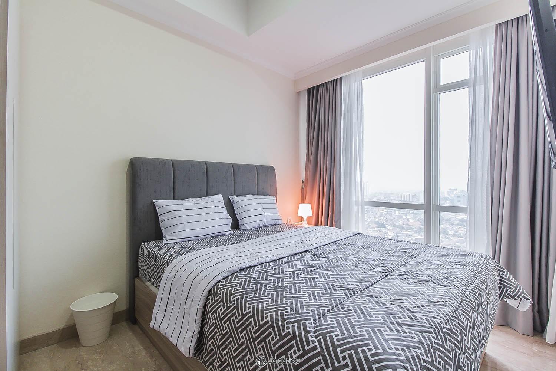 Bedroom 1 Apartemen Menteng Park