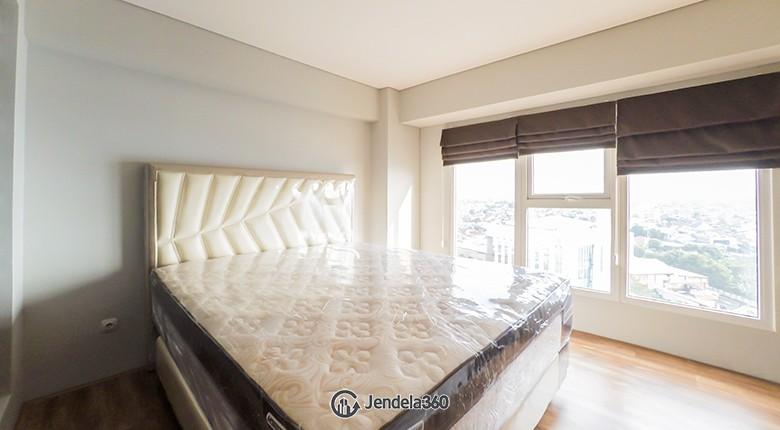 Bedroom 1 Apartemen Maqna Residence