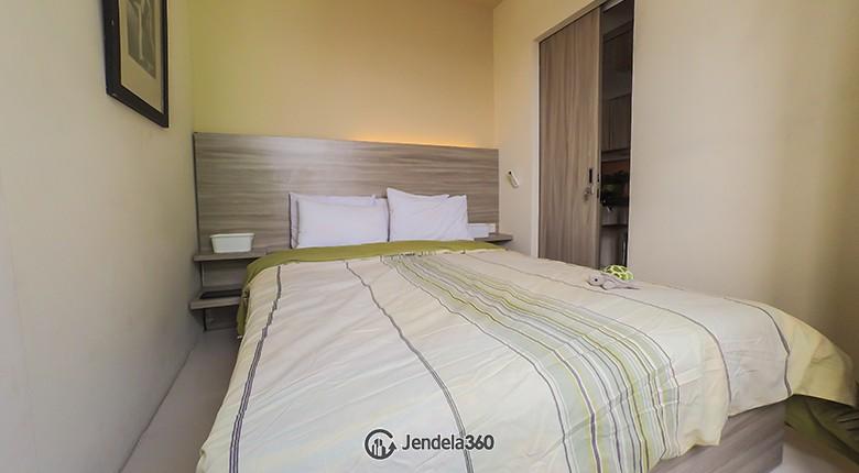 Bedroom 1 Menteng Square Apartment Apartment