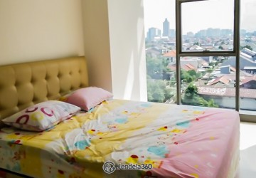 Lavenue Apartment 2BR Semi Furnished