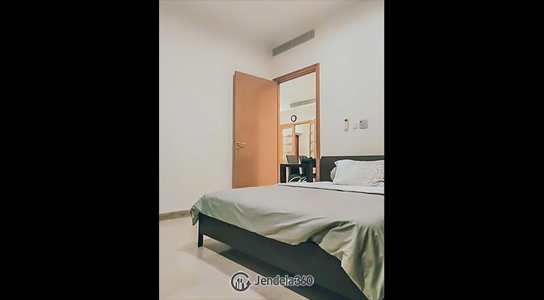 Bedroom 1 Senayan Residence