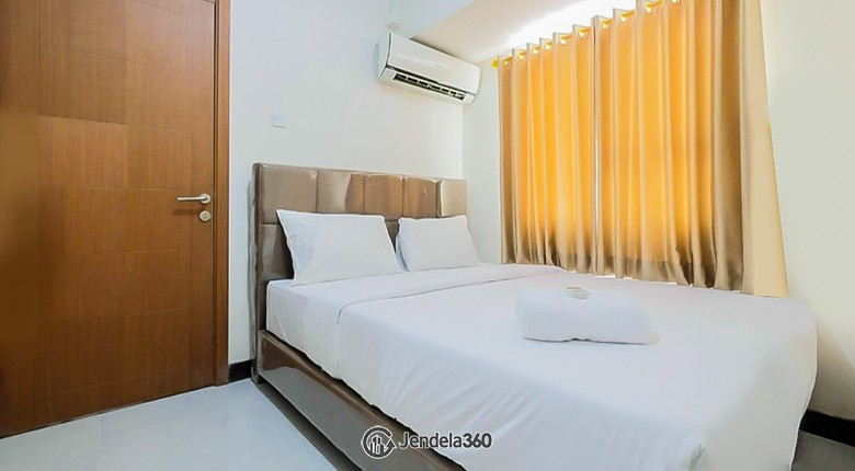 Bedroom 1 Cinere Resort Apartment Apartment