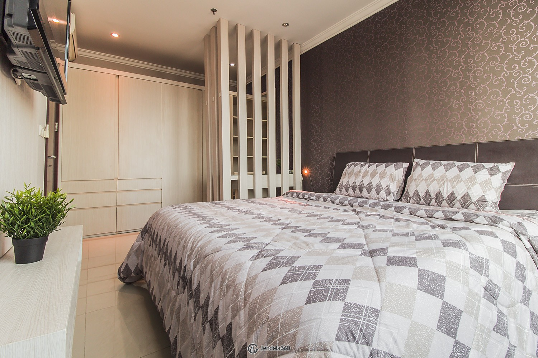 Bedroom 1 Apartemen Kuningan City (Denpasar Residence)