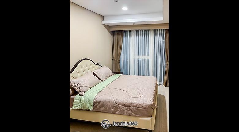 Bedroom 1 Pondok Indah Residence Apartment