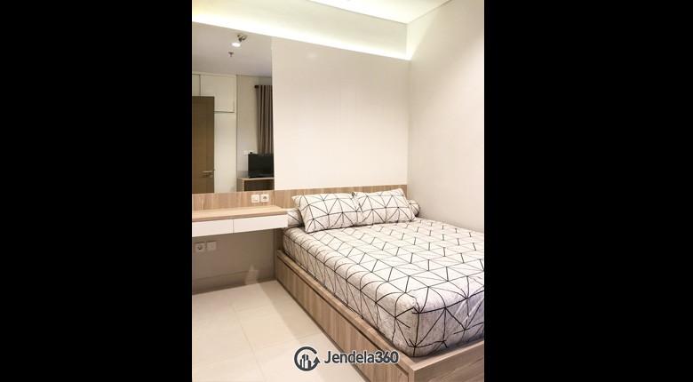 Bedroom 1 Apartemen Taman Anggrek Residence