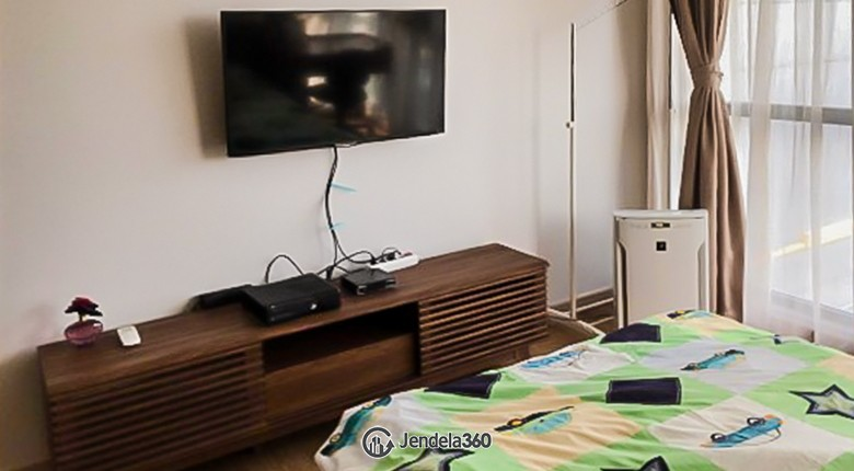 Bedroom 1 Apartemen ST Moritz Apartment