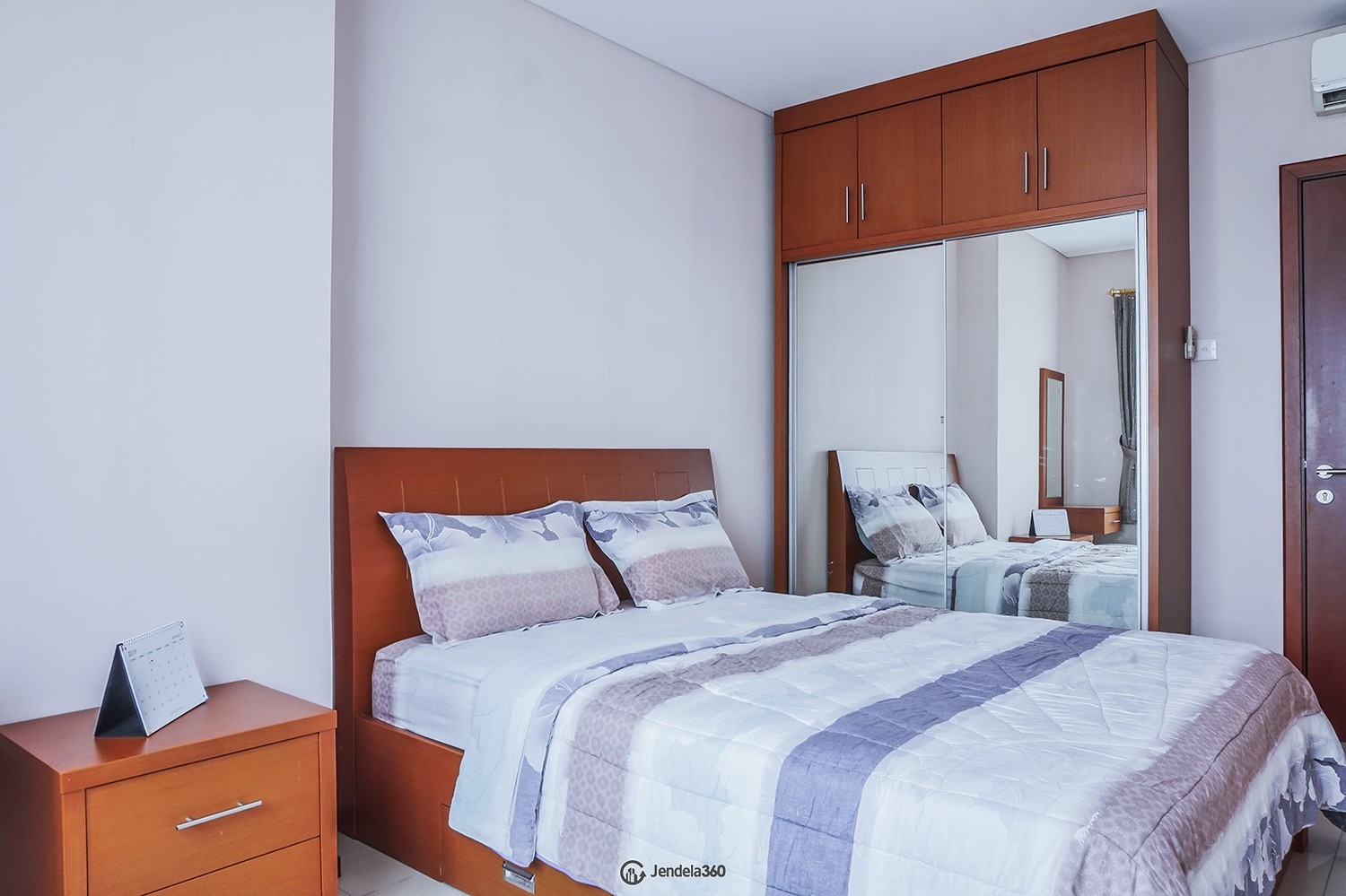 Bedroom 1 Apartemen Thamrin Residence Apartment