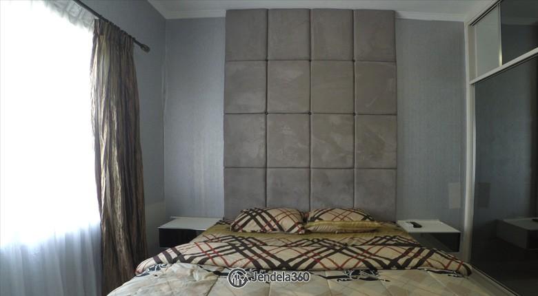 Bedroom 1 Sudirman Park Apartment