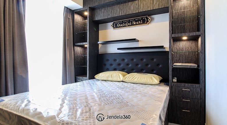 Bedroom 1 Taman Anggrek Residence Apartment