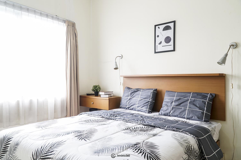 Bedroom 1 Sudirman Park Apartment Apartment