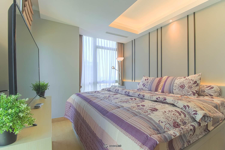 Bedroom 1 The Kensington Royal Suites Apartment