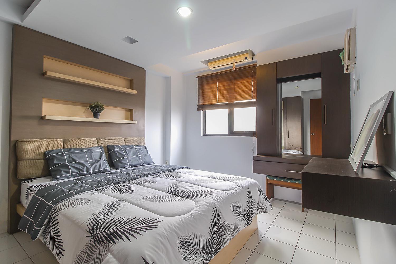 Bedroom 1 Kebagusan City Apartment