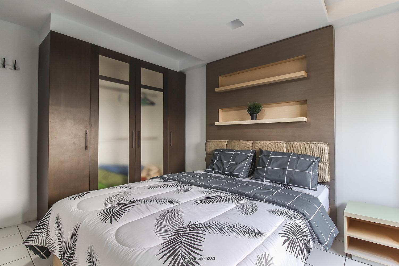 Bedroom 1 Kebagusan City Apartment Apartment