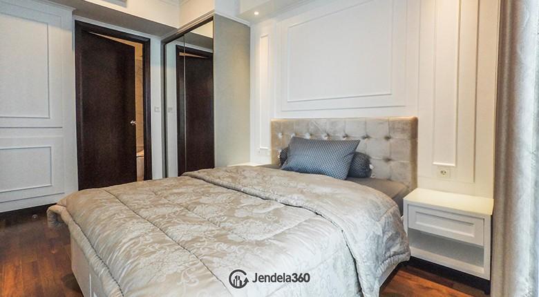 Bedroom 1 Apartemen Casa Grande Apartment