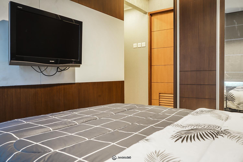 Bedroom 1 Apartemen Marbella Kemang Residence Apartment