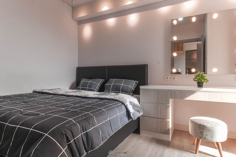 Bedroom 1 Apartemen Metro Park Residence