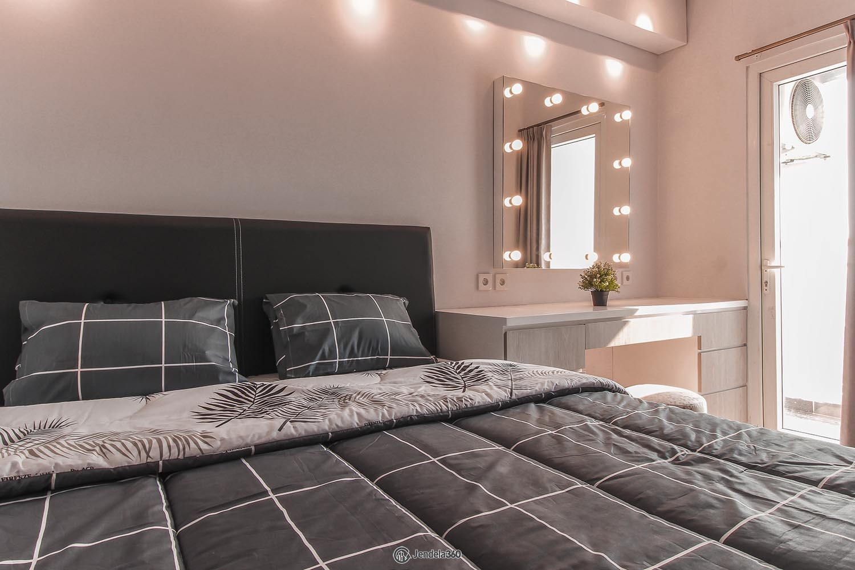 Bedroom 1 Metro Park Residence