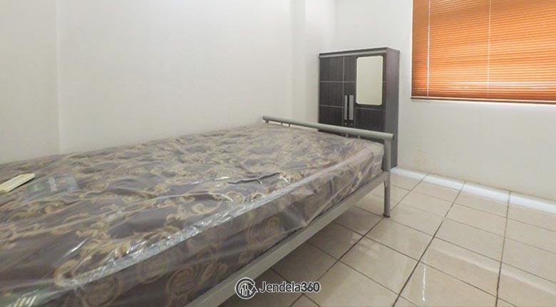 Bedroom 1 Green Pramuka City Apartment