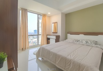 The Mansion Kemayoran Jasmine 2BR View Golf