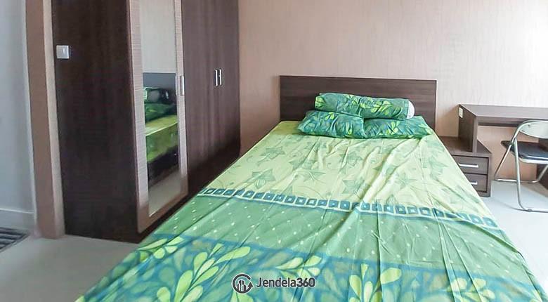 Bedroom 1 Tamansari Mahogany Apartment