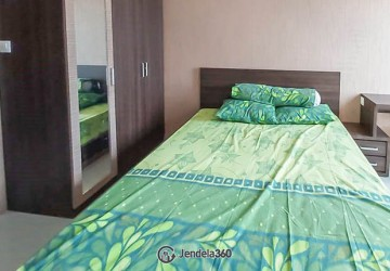 Tamansari Mahogany Apartment Studio Fully Furnished