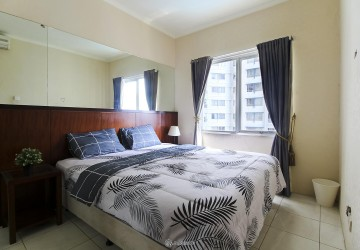Sudirman Park Apartment 2BR View City