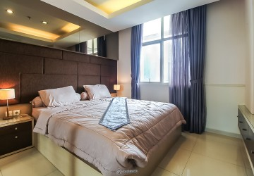 Thamrin Residence Apartment 2+1BR Tower Grand Lobby
