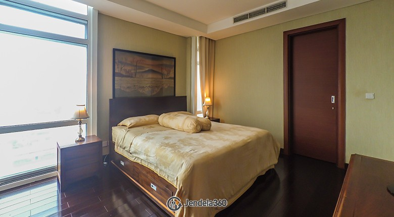 Bedroom 1 Apartemen Essence Darmawangsa Apartment