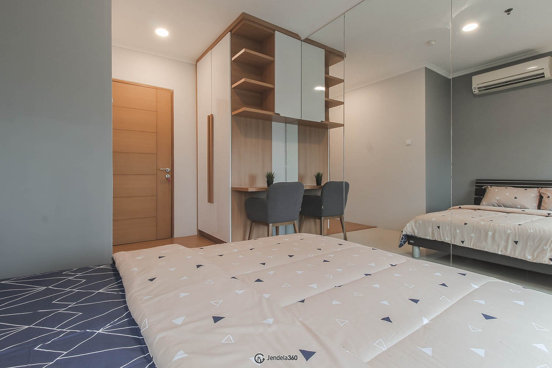 Bedroom 1 Apartemen Hamptons Park Apartment