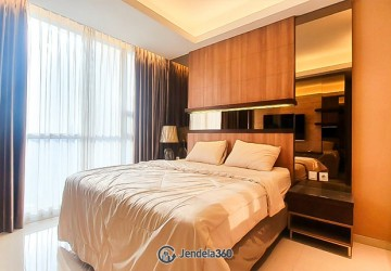 Kemang Village Apartment 2BR Tower Infinity