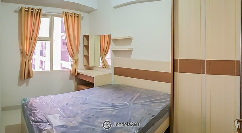 Bedroom 1 Green Park View Apartment