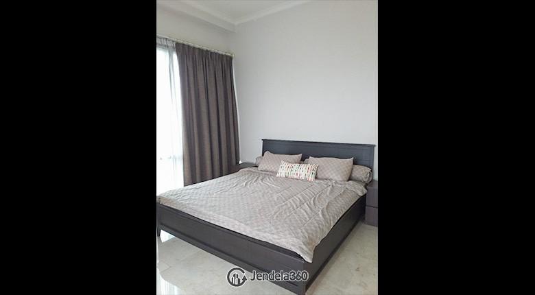 Bedroom 1 Senayan Residence Apartment
