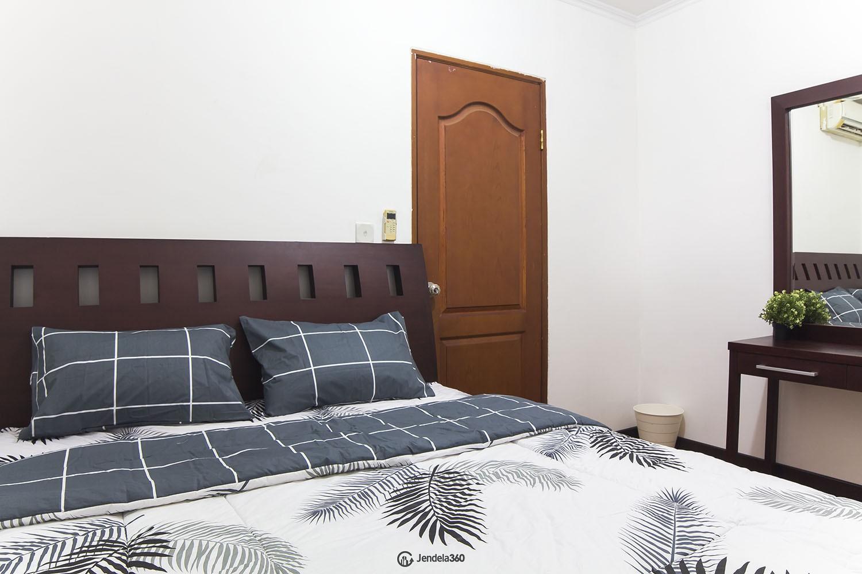 Bedroom 1 Mediterania Palace Kemayoran