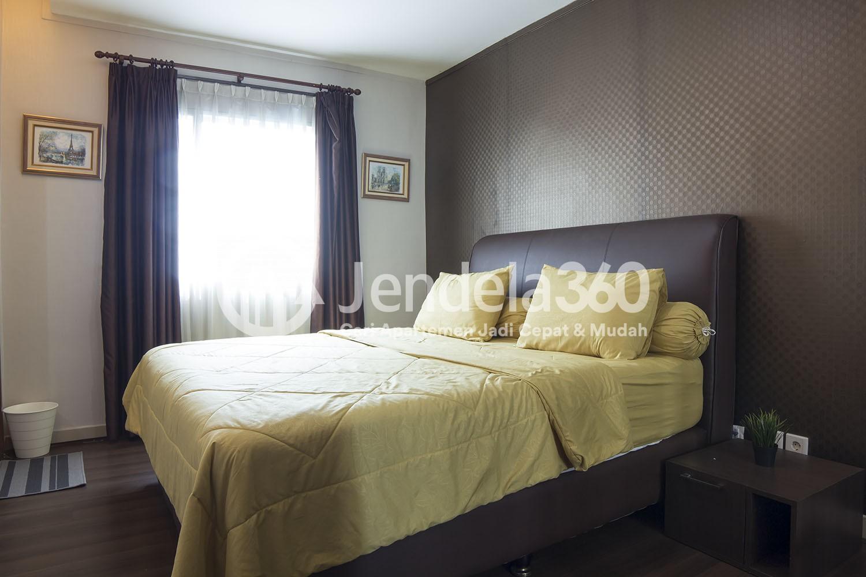 Bedroom 1 Sahid Sudirman Residence Apartment