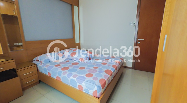 Bedroom 1 Thamrin Residence Apartment