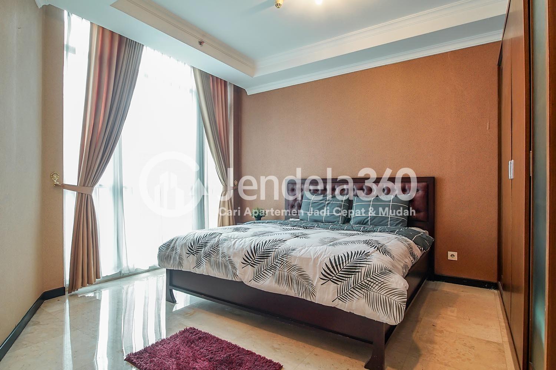 Bedroom 1 Apartemen Bellagio Residence