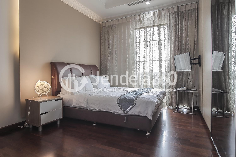 Bedroom 1 Apartemen Belleza Apartment
