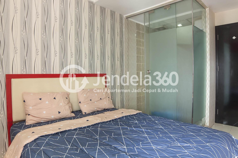 Bedroom 1 Apartemen Salemba Residence