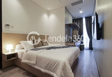 Sudirman Suites Jakarta 3BR Fully Furnished