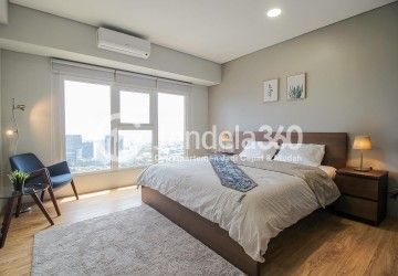 Maqna Residence 3+1BR Fully Furnished