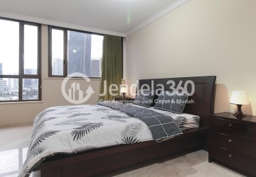 Taman Rasuna Apartment 2BR View City