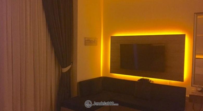 Bedroom 2 Apartemen Verde Residence