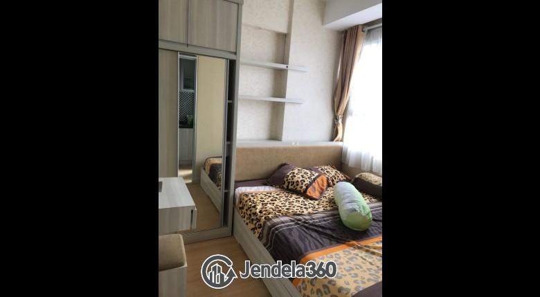 Bedroom 2 Menteng Square Apartment